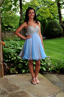 Alessia - junior prom