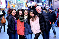 The Taylor family - NYC
